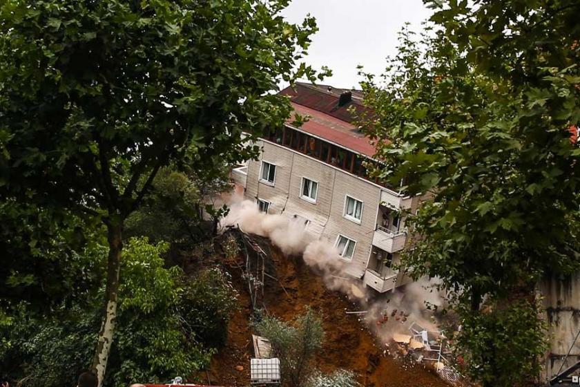 Sütlüce raporu: Çöküntünün sorumlusu yağışlı hava değil