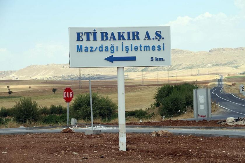 Eti Bakır, Mazıdağı'daki köylüleri göçe zorluyor