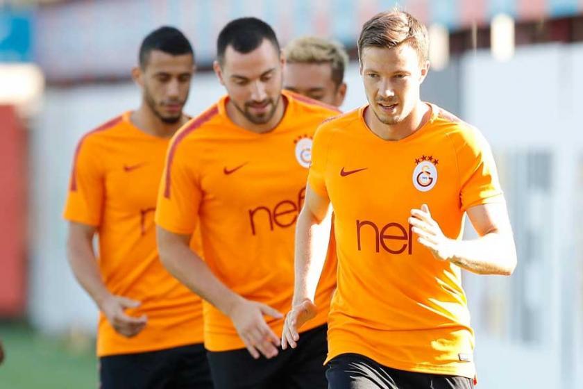 Galatasaray, Club Africain'i 1-0 yendi