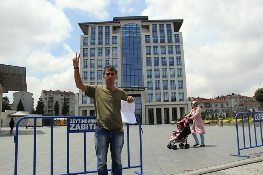 Zeytinburnu Belediyesindeki ihraç kararının yürütmesi durduruldu