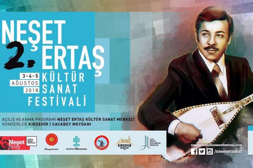 2. Neşet Ertaş Kültür Sanat Festivali'nin hazırlıkları sürüyor