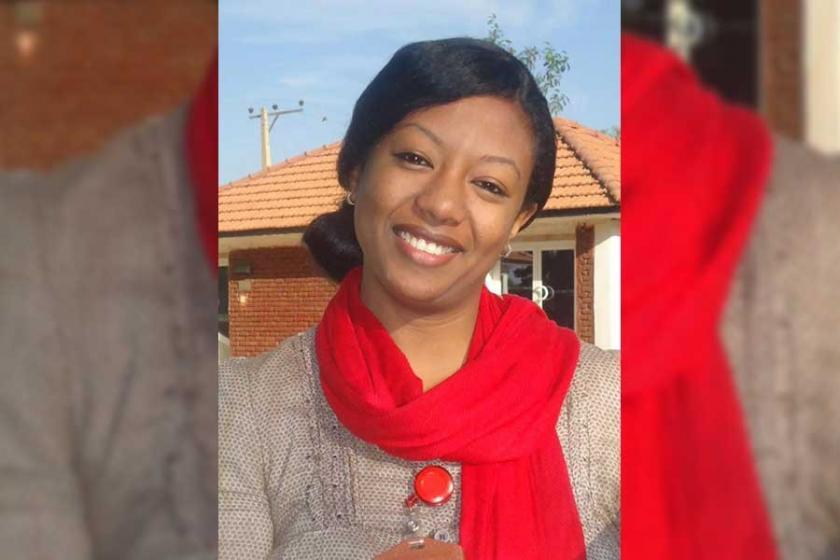 Sudanlı Gazeteci Wini Omer, idam cezasıyla karşı karşıya