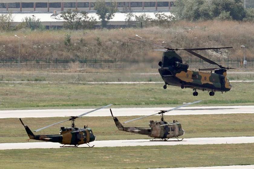 Kara Havacılık Okul Komutanlığı Ankara'dan Isparta'ya taşınıyor
