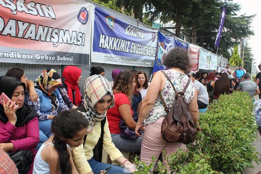 Flormar işçileri: Herkes sesimizi duydu, bir tek iktidar duymadı