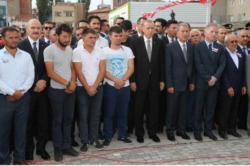 Erdoğan: İdam cezası parlamentodan geçtiği anda onaylarım