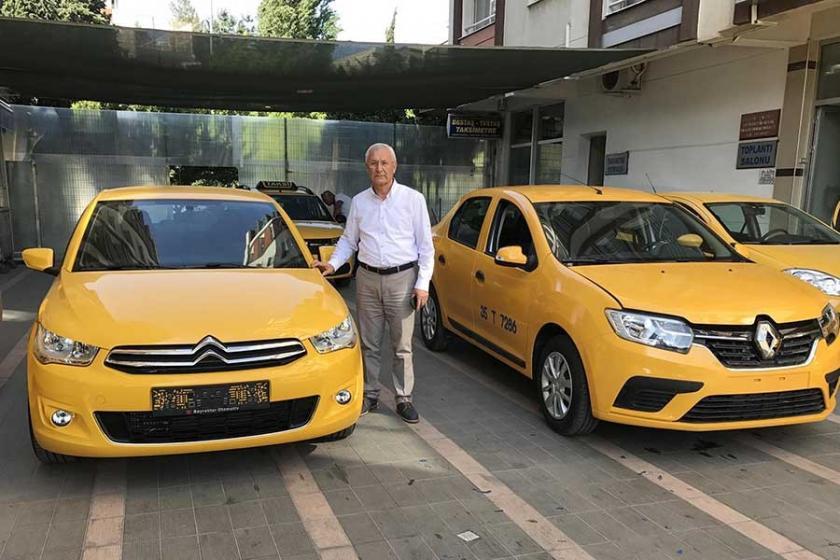 İzmir'de taksi ücretleri zamlandı