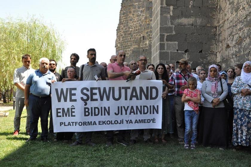 Diyarbakır Ekoloji Platformu: Bölge'de yangınlar faili meçhul