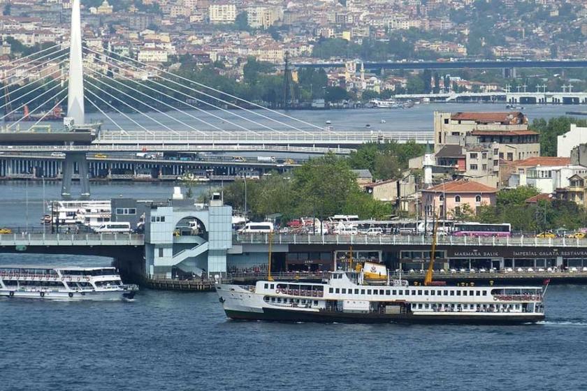 Galata, Atatürk ve Metro köprüleri trafiğe kapanacak