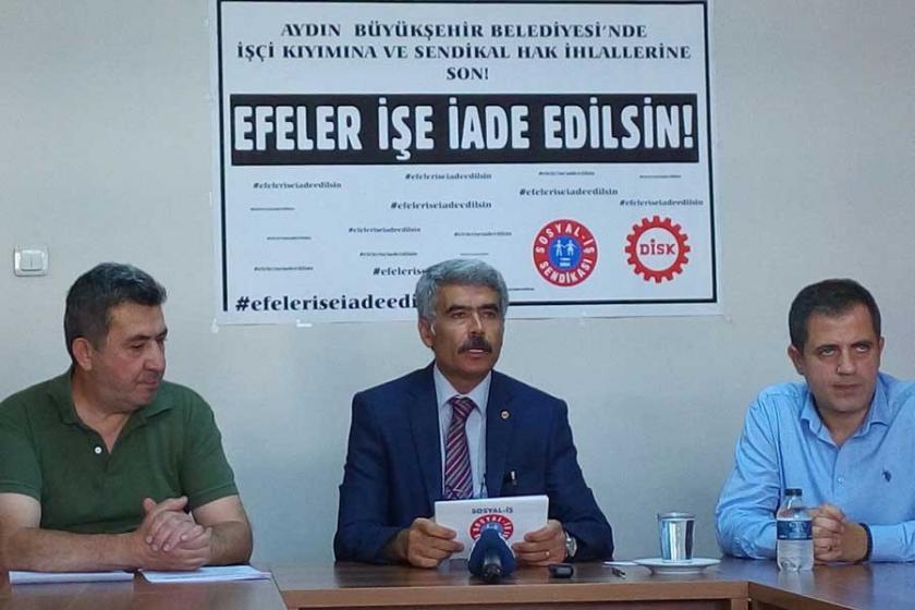 """Sosyal-İş: CHP'li Başkan Özlem Çerçioğlu """"işe iade"""" sözünü tutsun"""