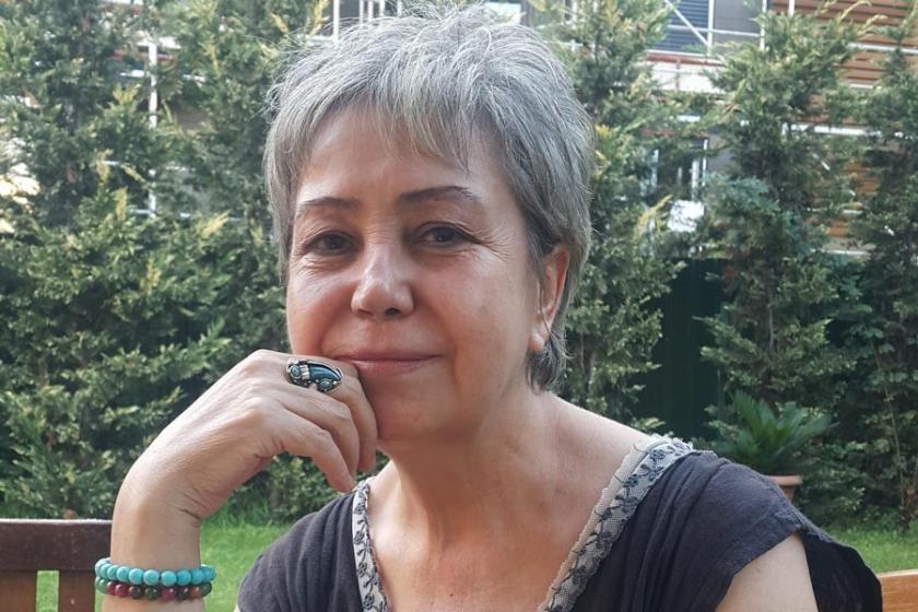 Oya Berberoğlu: Adalete iyi bayramlar dilerim