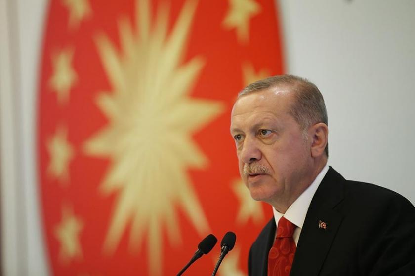 Erdoğan'dan bayram mesajı: Amaçları Türkiye'yi dize getirmektir