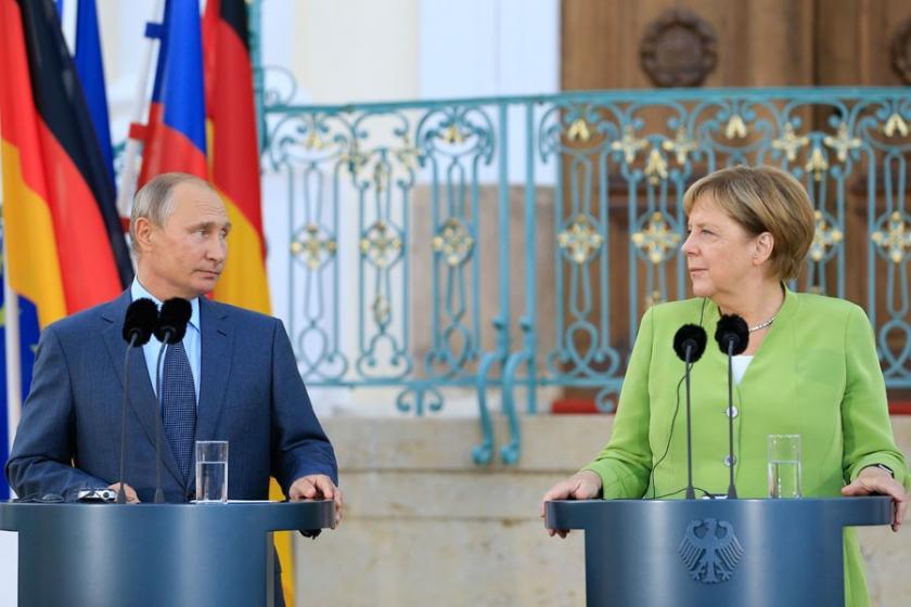 Almanya ve Rusya'dan 4'lü zirve kararı: Önce uzmanlar görüşsün
