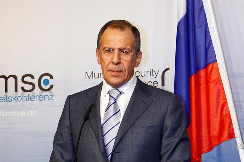 Lavrov: İdlib'deki ağır silahlar çıkartılıyor