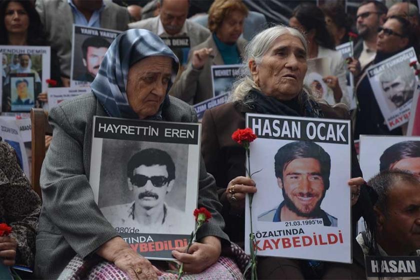 39 yıldır kaybedilen oğlunu arayan Cumartesi Annesi Elmas Eren hayatını kaybetti