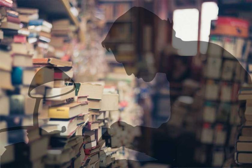 Kredinin yarısı kitapların