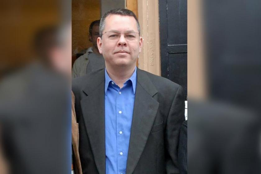 Gazeteci Alican Uludağ'a 'rahip Brunson' soruşturması