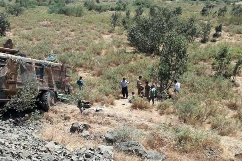 Hakkari'de yaralanan asker hayatını kaybetti