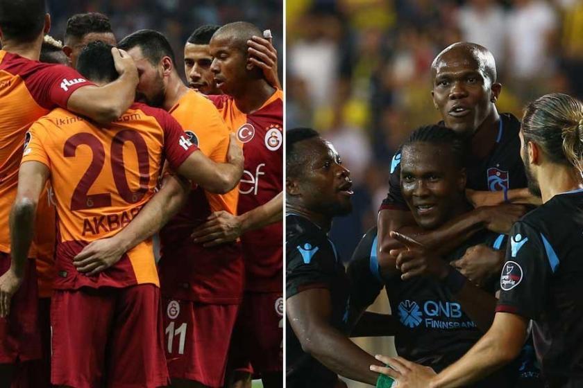 Galatasaray - Trabzonspor maçı ne zaman, saat kaçta?