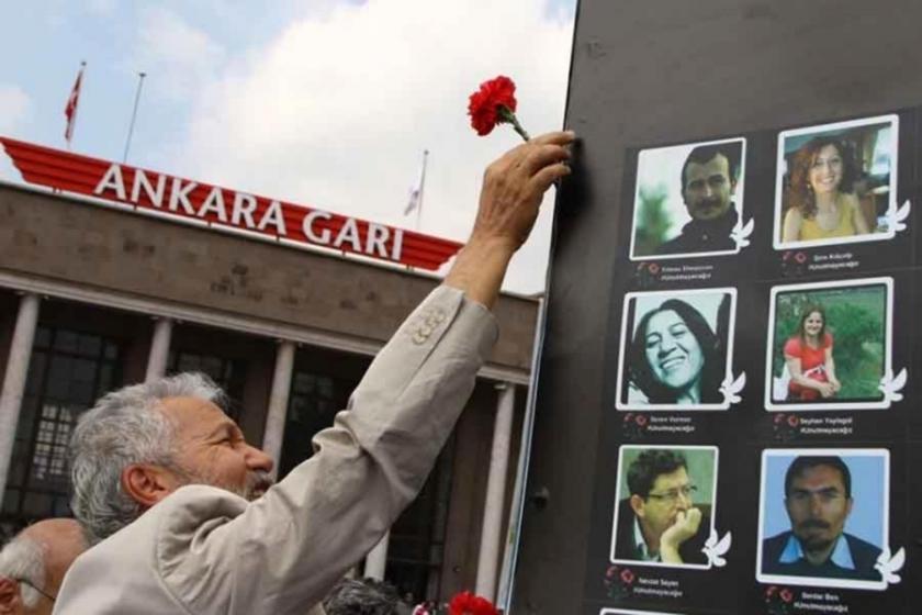 10 Ekim Ankara Katliamında bakanlığa hizmet kusuru cezası