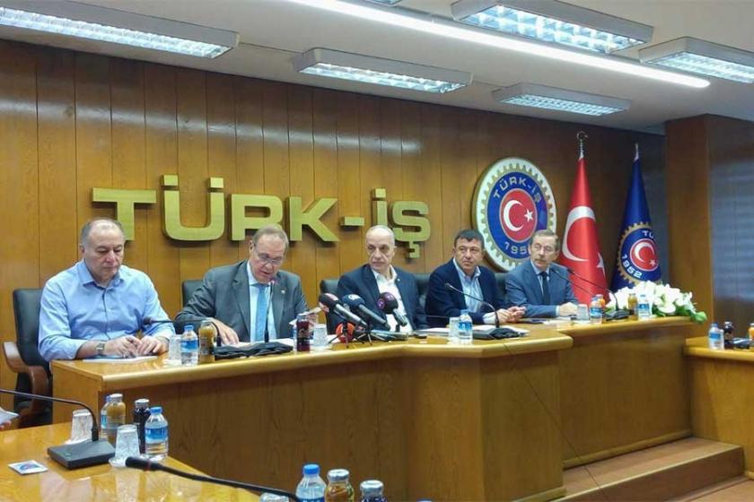 Türk-İş Meclise yazı gönderdi: Asgari ücretten vergi alınmasın