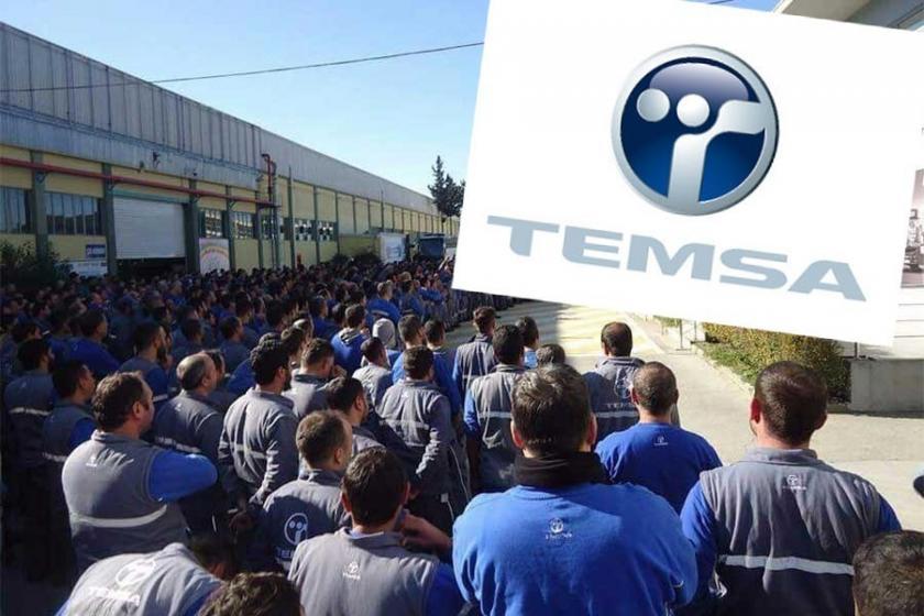 TEMSA, işçileri ücretsiz izne gönderiyor