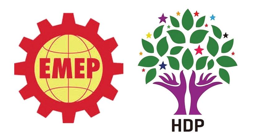HDP ve EMEP seçimlere ittifakla girecek