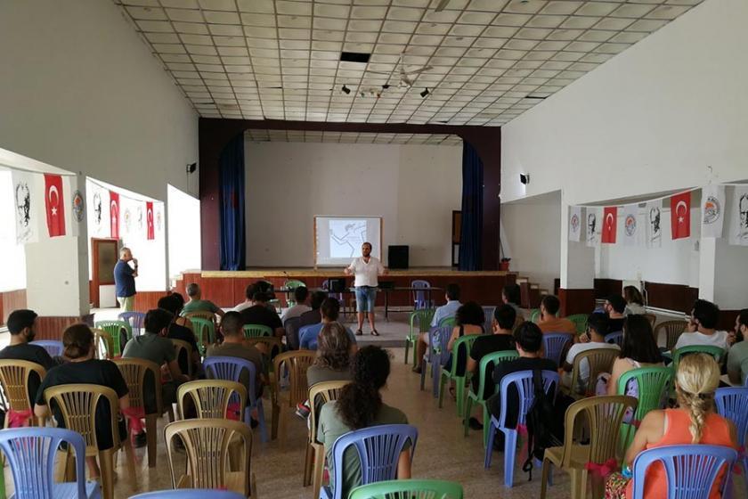 Karaburun Ekonomi Politik Okulu yarın sona eriyor
