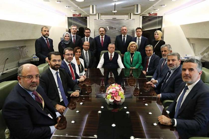 Erdoğan: Yerel seçimlerde MHP ittifakına olumlu yaklaşabiliriz