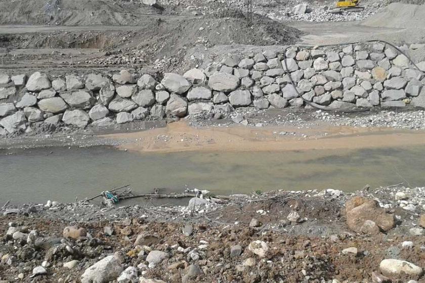Fatsa'da taş ocağı şikayeti: Tespit var, 'dur' diyen yok