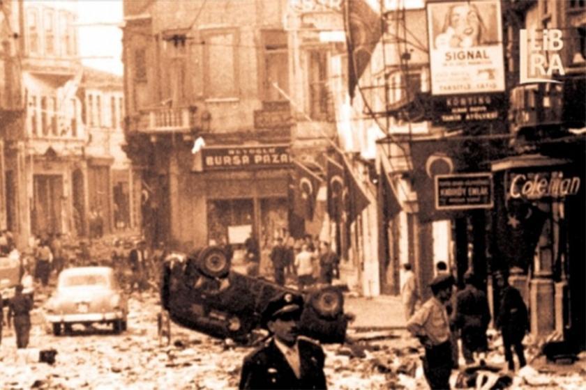 'Tarih 6-7 Eylül Olayları'yla dolu'