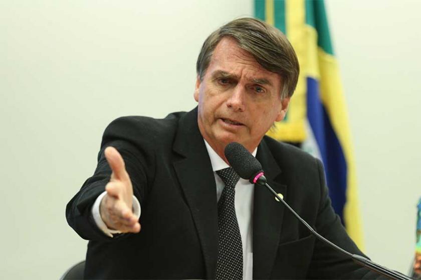 Brezilya'da Bolsonaro'nun oğlunun büyükelçi atanmak istenmesine tepki