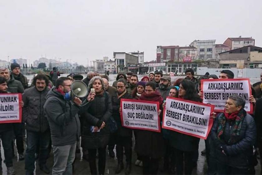 EMEP'ten Selma Gürkan'ın davasına dayanışma çağrısı