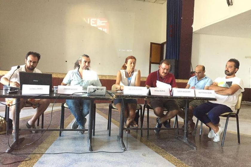 Karaburun'da 'ekoloji mücadelesi' tartışıldı