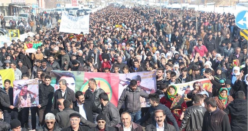 YPG'li Ağırbaş toprağa verildi