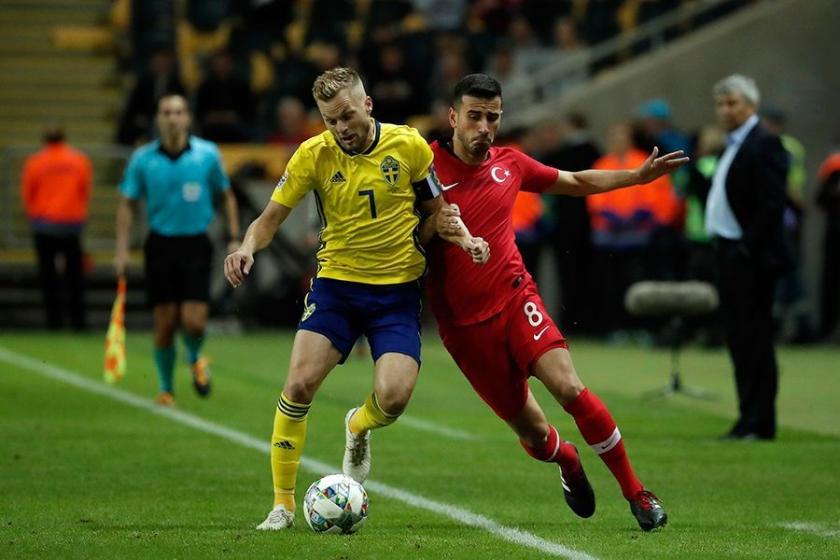 Türkiye, İsveç karşısında geriden gelerek kazandı: 3-2