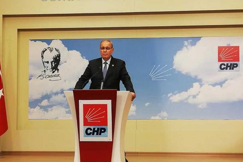 CHP Sözcüsü Öztrak: Sayın İnce'nin her yere aday olma hakkı var