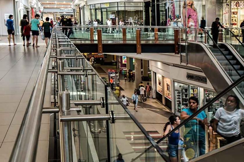 Perakende satış hacmi yüzde 3,4 azaldı