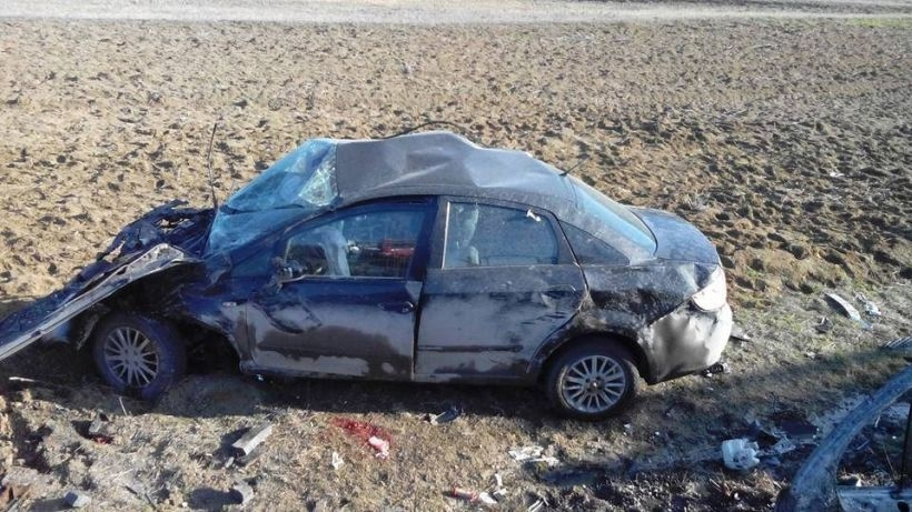 Çorum'da trafik kazası: 4 ölü, 2 yaralı