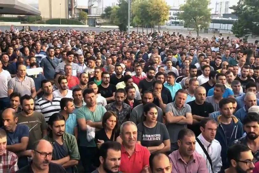 Fabrikalarda hava değişiyor, AKP'den kopuş büyüyor