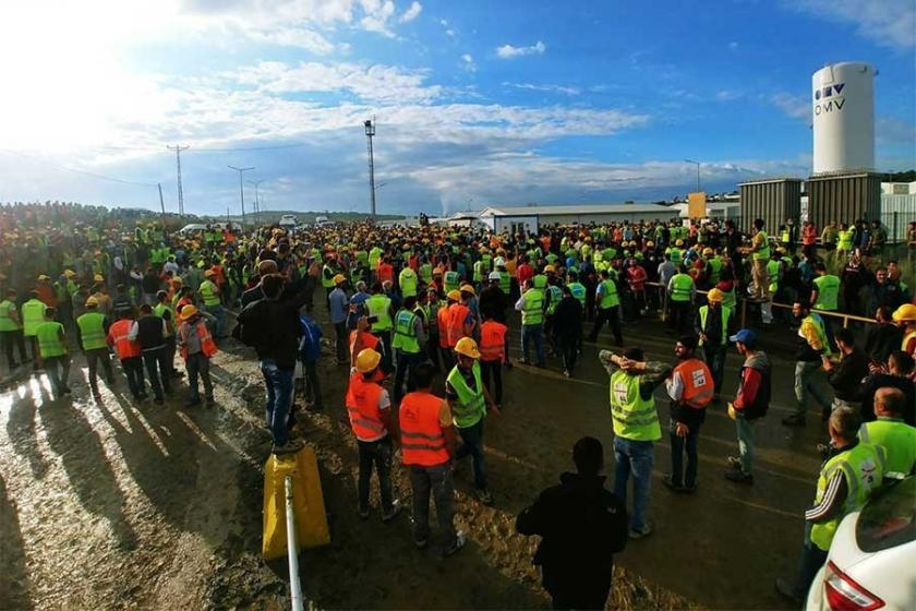 3. havalimanında 6 işçi daha tutuklandı, sendika başkanı gözaltında