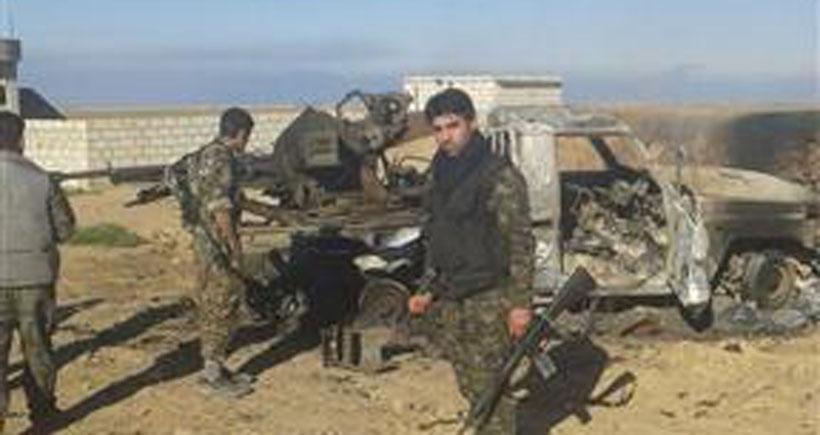 YPG, Cezaa'da 3 köyü daha IŞİD'den temizledi