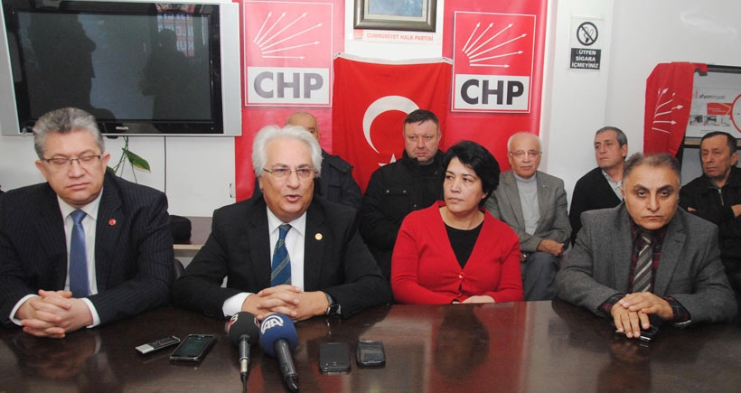 CHP'li Toptaş: Türk bayrağını Süleyman Şah'a yeniden dikeceğiz