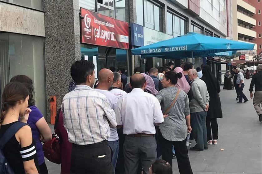 Kayseri'de 18 hükümlünün alınacağı işe yüzlerce kişi başvuruda bulundu