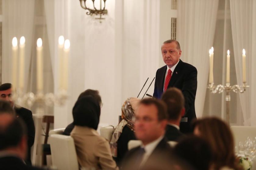 Erdoğan: Gazetecileri istediklerinde onların yaptıklarını yapmadık