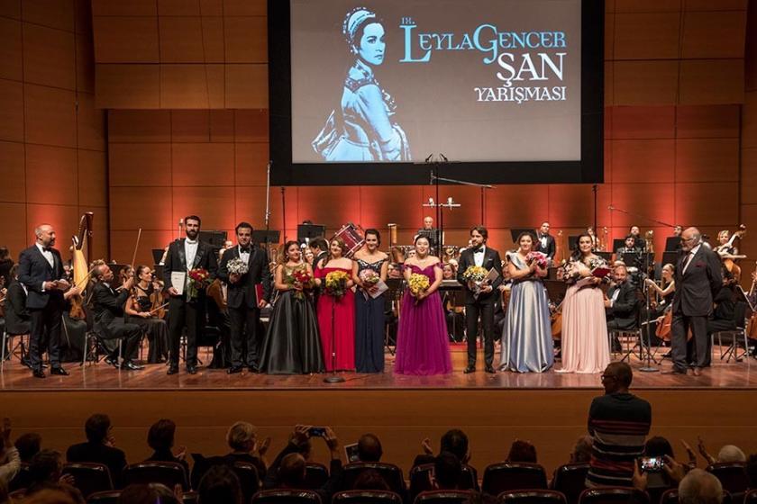 Leyla Gencer Yarışması'na mezzosoprano damgası