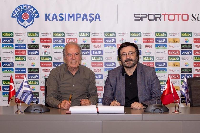 Kasımpaşa, teknik direktörlük görevine Mustafa Denizli'yi getirdi