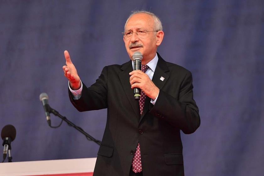 Kılıçdaroğlu: Dış güçler dediler, ABD'li McKinsey ile anlaştılar