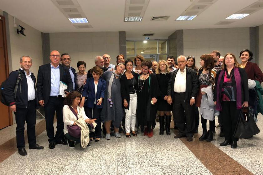 Boğaziçi Üniversitesi akademisyenlerinin yargılanmasına devam edildi
