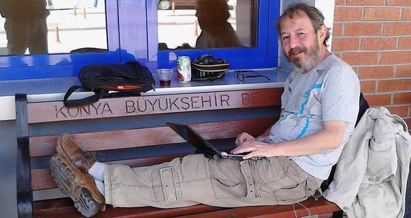 Gazeteci Sedat Peker'i kaybettik