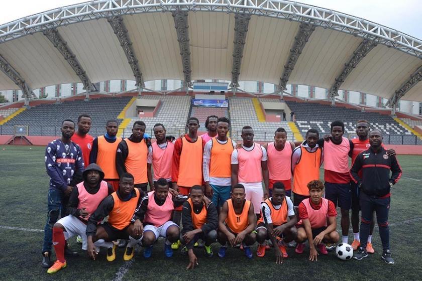 Türkiye'deki ilk Afrikalı futbol kulübünü kuracaklar
